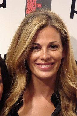 Vanessa Incontrada al Vogue Fashion's Night Out di Roma ...