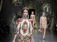Dolce e Gabbana, suggestioni orientali