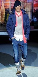 Dsquared2, intrigante casual