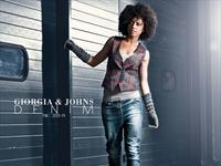 Giorgia & Johns, denim edition