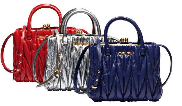4minimiu miu gift collection handbag