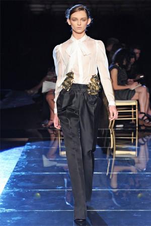 francesco scognamiglio donna collezione primavera estate 2012 12