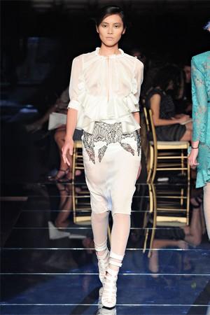 francesco scognamiglio donna collezione primavera estate 2012 14