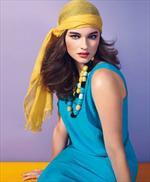 Marina Rinaldi, esplosione di colori