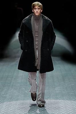 gucci cappotto autunno inverno 2011 2012