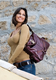1391bb1b12 Fergi Collezione Donna Borse Autunno Inverno 2008/2009 - Magazine Donna    Abbigliamento.it