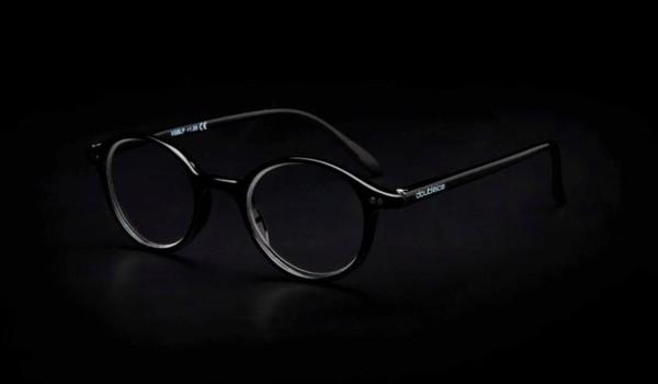 doubleice festa del papa 2013 occhiali montatura nera