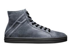 scarpa hogan uomo stringata blu autunno inverno 2010 2011