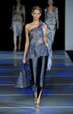 Armani, sublime fashion look
