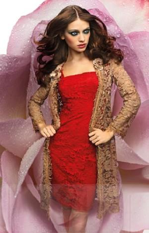 maria grazia severi abito rosso pe 2011