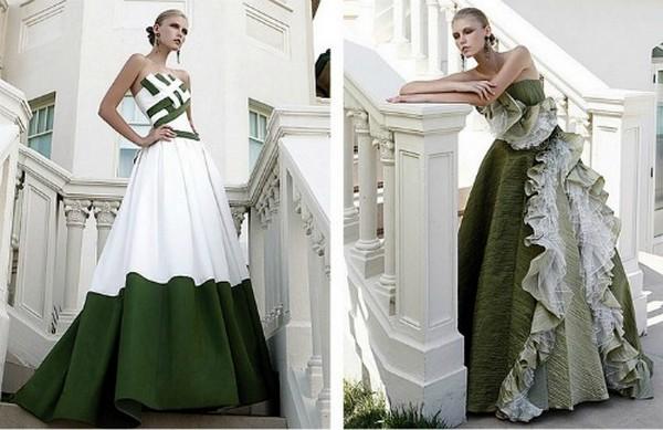 elisabetta polignano abiti sposa collezione primavera estate 2012 02