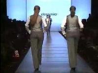Elena Mirò Autunno Inverno 2008-2009 Milano Moda Donna Parte 1