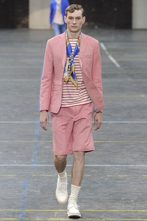 kenzo uomo collezione primavera estate 2012 02