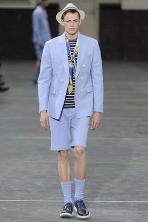 kenzo uomo collezione primavera estate 2012 09