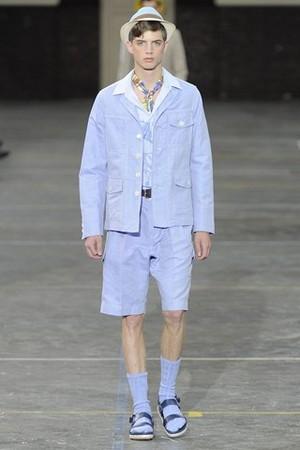 kenzo uomo collezione primavera estate 2012 10