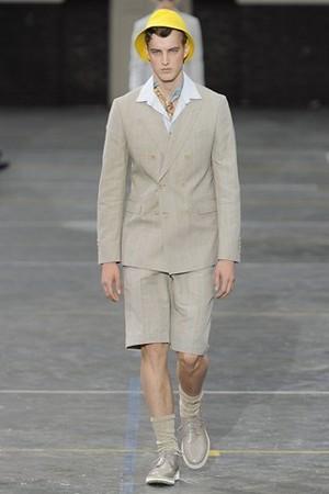 kenzo uomo collezione primavera estate 2012 11