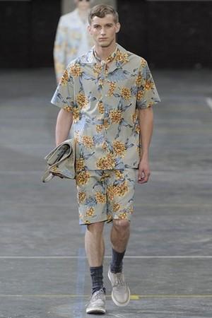 kenzo uomo collezione primavera estate 2012 13