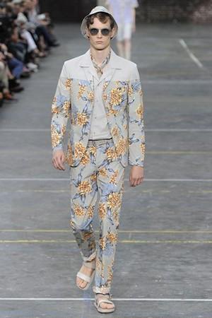 kenzo uomo collezione primavera estate 2012 14