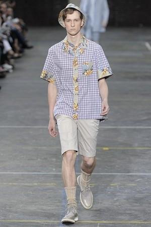 kenzo uomo collezione primavera estate 2012 15