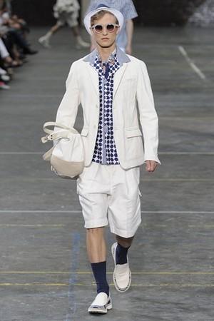 kenzo uomo collezione primavera estate 2012 25