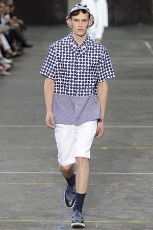 kenzo uomo collezione primavera estate 2012 26