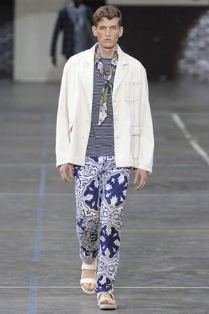 kenzo uomo collezione primavera estate 2012 28