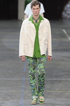 kenzo uomo collezione primavera estate 2012 35