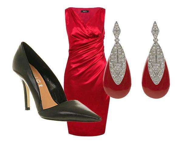 look rosso natale 2013