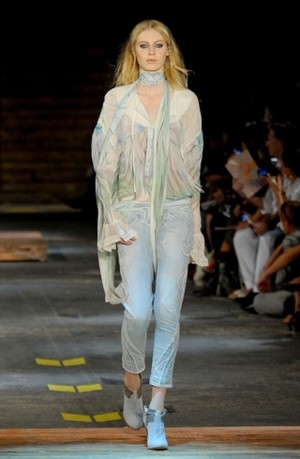 just cavalli donna collezione primavera estate 2012 02