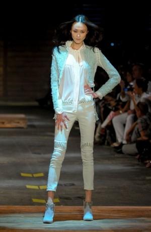 just cavalli donna collezione primavera estate 2012 09