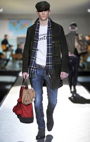 dsquared2 per un look originale e versatile collezione uomo autunno inverno 2012 2013 01