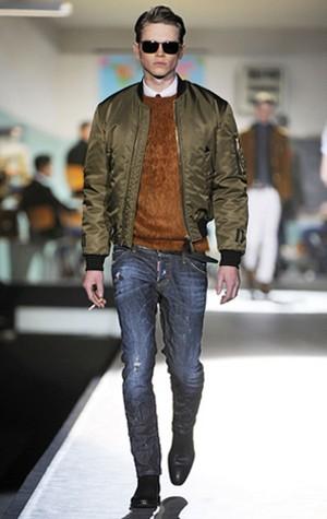 dsquared2 per un look originale e versatile collezione uomo autunno inverno 2012 2013 03