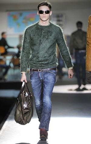 dsquared2 per un look originale e versatile collezione uomo autunno inverno 2012 2013 04