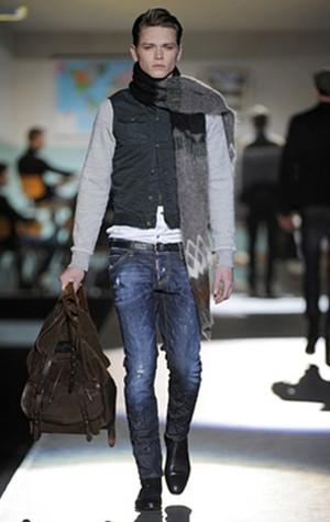 dsquared2 per un look originale e versatile collezione uomo autunno inverno 2012 2013 07
