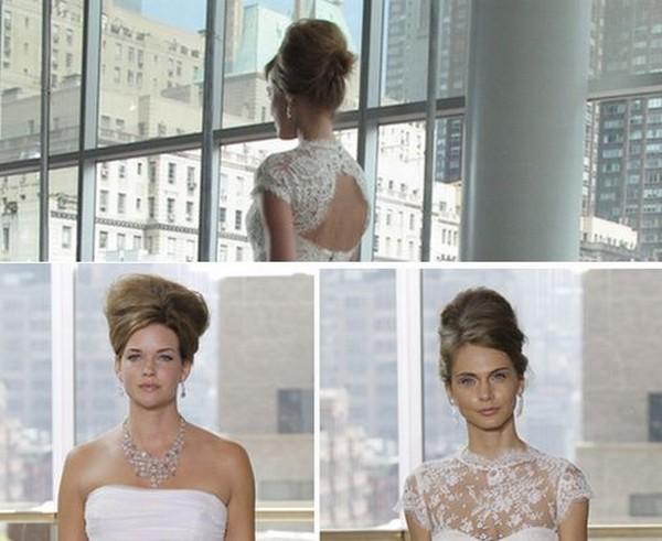 capelli a tutto volume per la sposa 2013 tendenze primavera estate 2012 03