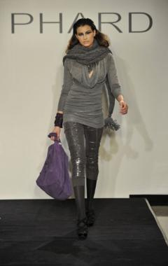 phard autunno inverno 2010 2011 abito lana