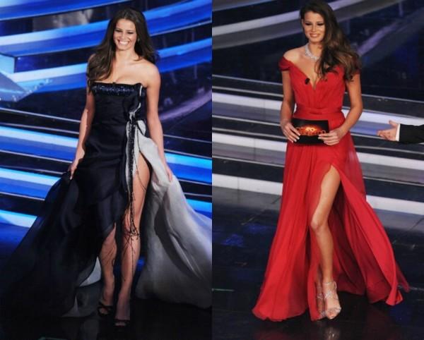 le celebrita scelgono lo spacco quello vertiginoso tendenze collezione primavera estate 2012 05