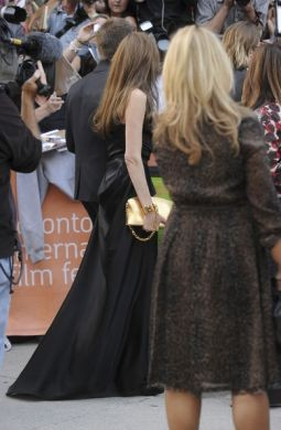 angelina jolie brad pitt toronto film festival 2011 02
