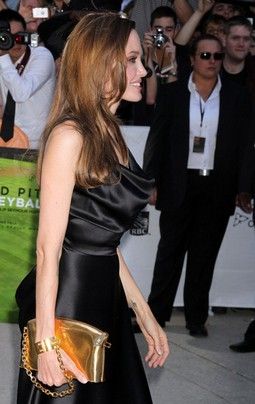 angelina jolie brad pitt toronto film festival 2011 05