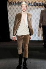 Daniele Alessandrini, fascinoso per l'Inverno 2011 2012