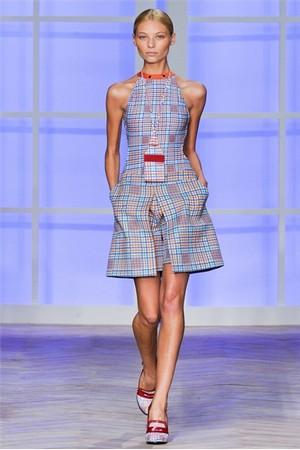 tommy hilfiger donna collezione primavera estate 2012 01