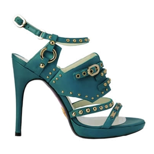 cesare paciotti collezione primavera estate 2010 scarpe borchie