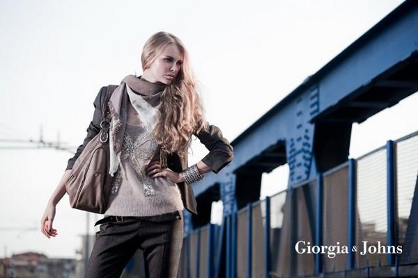 giorgia e johns campagna inverno 2011 2012 14