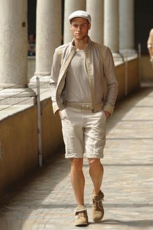 corneliani pantaloncino primavera estate 2011