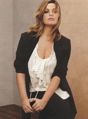 Vanessa Incontrada per la Collezione Primavera Estate 2010 ...