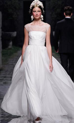 victorio e lucchino per un matrimonio d epoca tendenze sposa primavera estate 2012 01