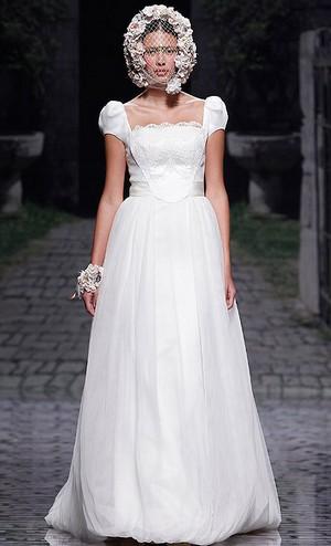 victorio e lucchino per un matrimonio d epoca tendenze sposa primavera estate 2012 02