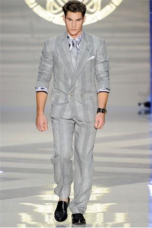 versace uomo collezione primavera estate 2012 01