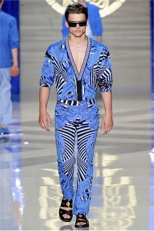 versace uomo collezione primavera estate 2012 06