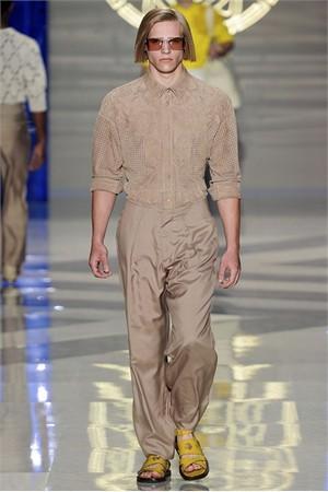 versace uomo collezione primavera estate 2012 13